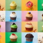 Recept cupcake met vanille, pistache en kersen