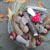 Info over knutselen in de herfst