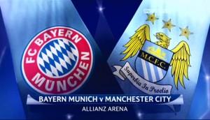 Bayren VS Manchester