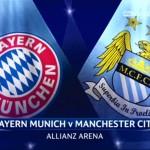 FC Bayren München VS Manchester City (Informatie)