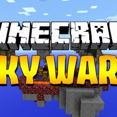 Minecraft skywars